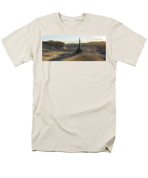 Men's T-Shirt  (Regular Fit) featuring the photograph Inspired Light by Dustin LeFevre