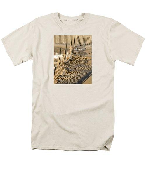 Intersection Men's T-Shirt  (Regular Fit) by Lynda Lehmann