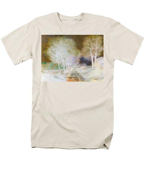 Inv Blend 4 Sisley Men's T-Shirt  (Regular Fit) by David Bridburg