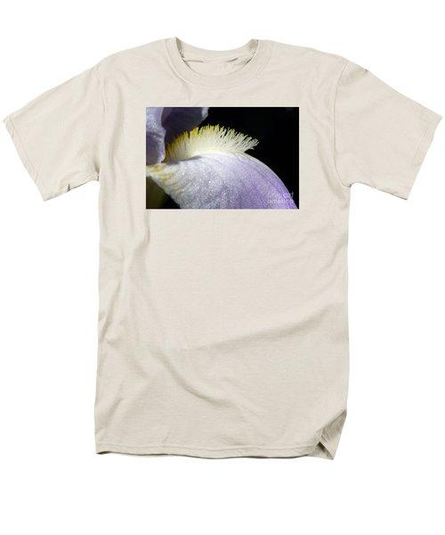Men's T-Shirt  (Regular Fit) featuring the photograph Iris by Jean Bernard Roussilhe
