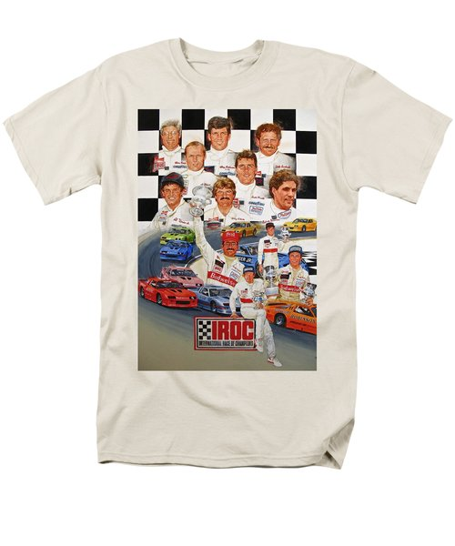 Iroc Racing Men's T-Shirt  (Regular Fit) by Cliff Spohn