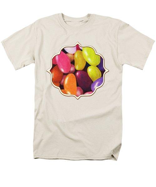Jelly Beans Men's T-Shirt  (Regular Fit) by Anastasiya Malakhova