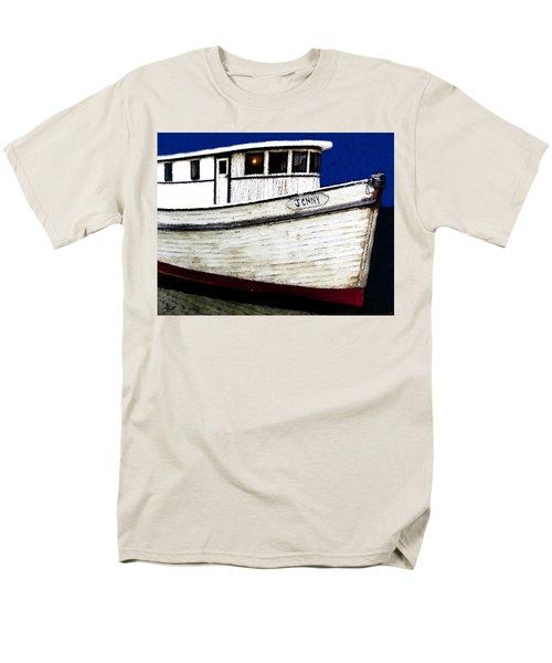 Jenny Men's T-Shirt  (Regular Fit) by David Lee Thompson