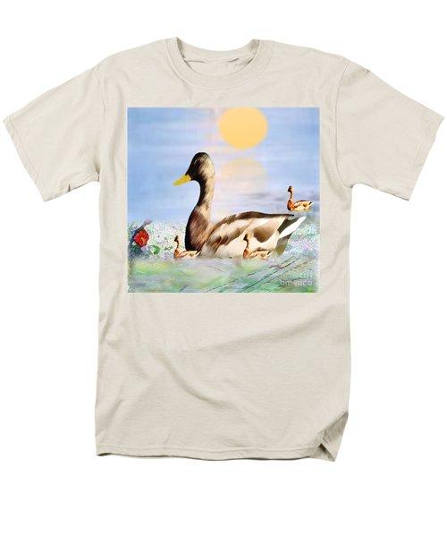 Jhot Summer Day Men's T-Shirt  (Regular Fit) by Belinda Threeths