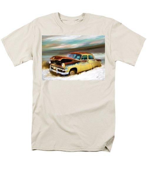 Just Needs A Paint Job Men's T-Shirt  (Regular Fit) by Susan Kinney