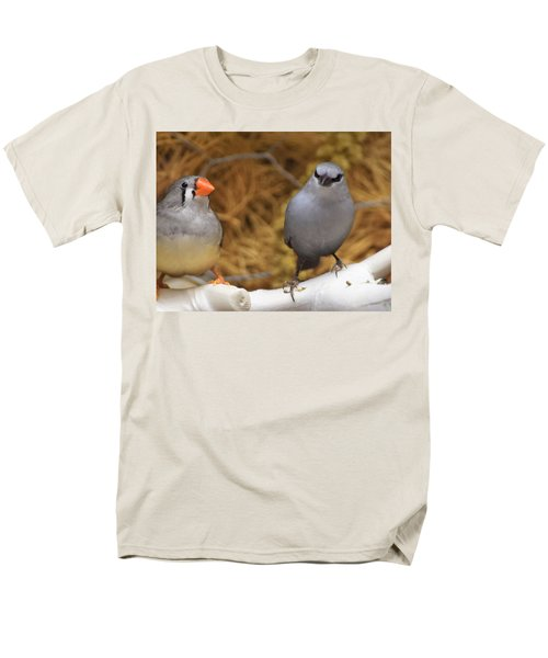 Just Passing The Time Men's T-Shirt  (Regular Fit) by John Glass