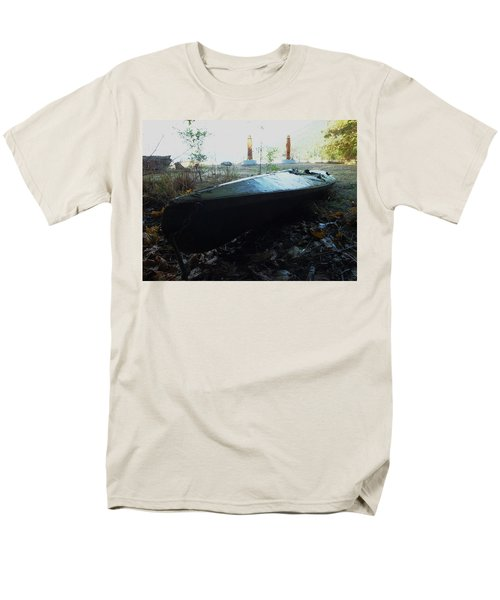 Kayak Men's T-Shirt  (Regular Fit) by Mark Alan Perry