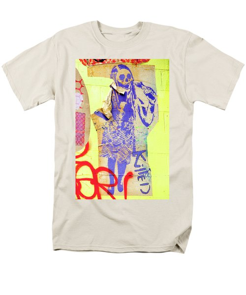 Men's T-Shirt  (Regular Fit) featuring the photograph Killed by Art Block Collections