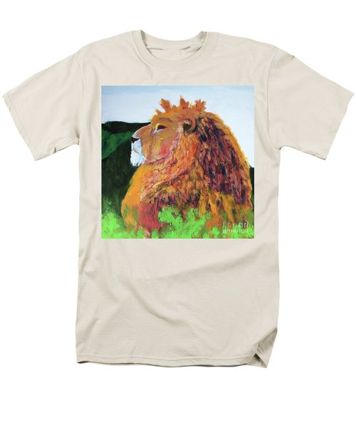 King Of Hearts Men's T-Shirt  (Regular Fit) by Donald J Ryker III