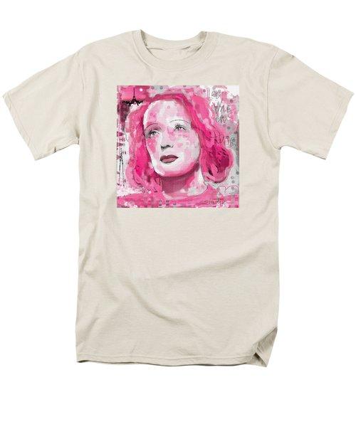 La Vie En Rose Men's T-Shirt  (Regular Fit)