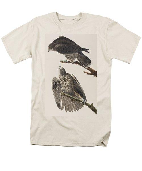 Labrador Falcon Men's T-Shirt  (Regular Fit) by John James Audubon