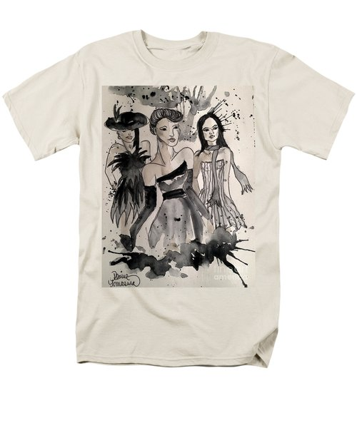 Ladies Galore Men's T-Shirt  (Regular Fit) by Denise Tomasura
