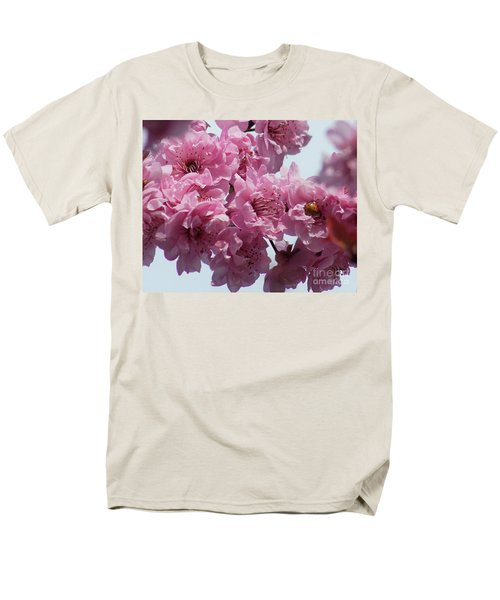 Men's T-Shirt  (Regular Fit) featuring the photograph Lady Bug by Victor K