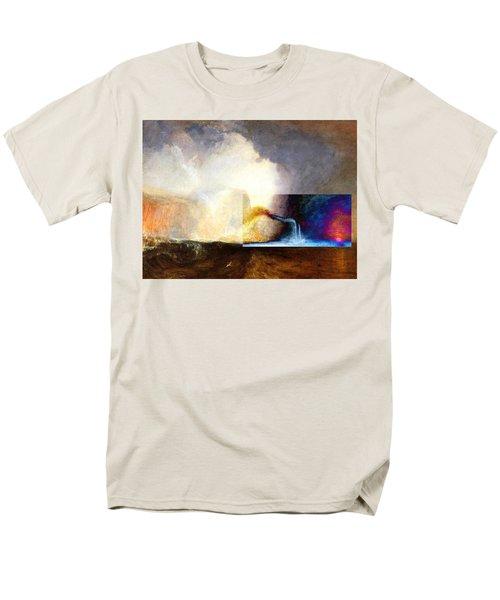 Layered 1 Turner Men's T-Shirt  (Regular Fit) by David Bridburg