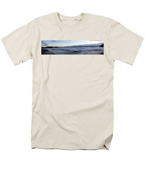 Leading Edge Men's T-Shirt  (Regular Fit) by Michael Courtney
