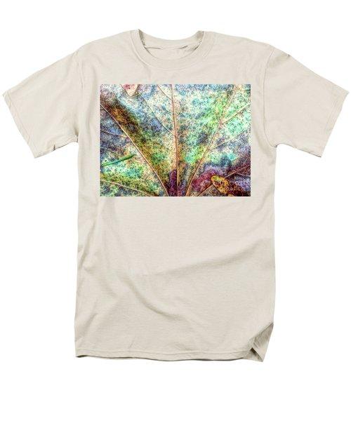 Leaf Terrain Men's T-Shirt  (Regular Fit) by Todd Breitling