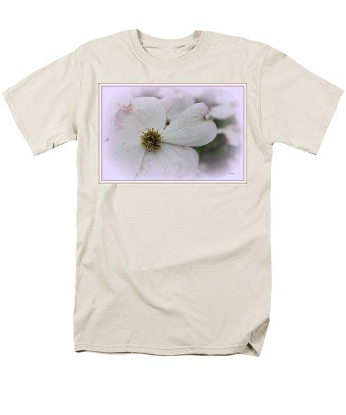 Legend Of The Dogwood Men's T-Shirt  (Regular Fit) by Betty Northcutt