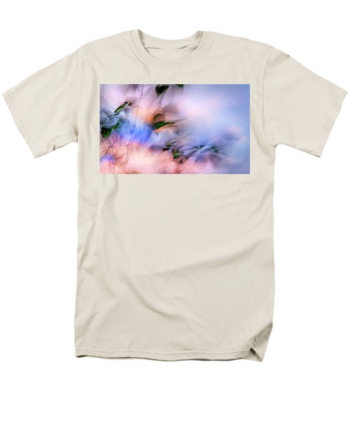 Men's T-Shirt  (Regular Fit) featuring the photograph Let The Winds Of The Heavens Dance by Theresa Tahara
