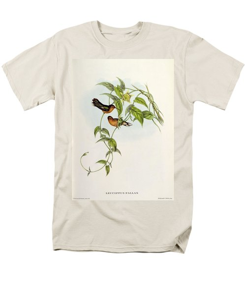 Leucippus Fallax Men's T-Shirt  (Regular Fit) by John Gould