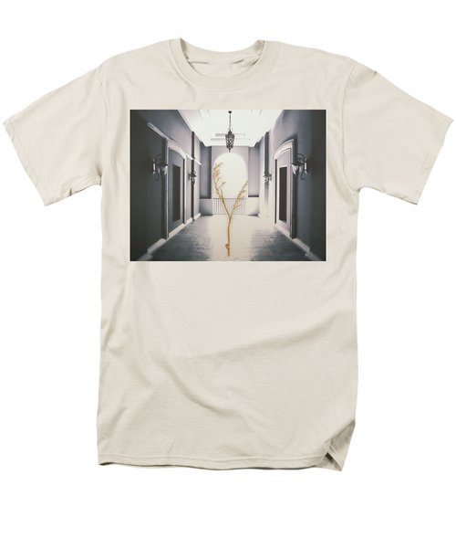 Life Inside  Men's T-Shirt  (Regular Fit) by Mark Ross