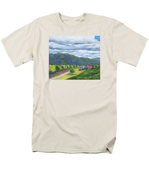 Lil's Place Men's T-Shirt  (Regular Fit) by Anne Marie Brown