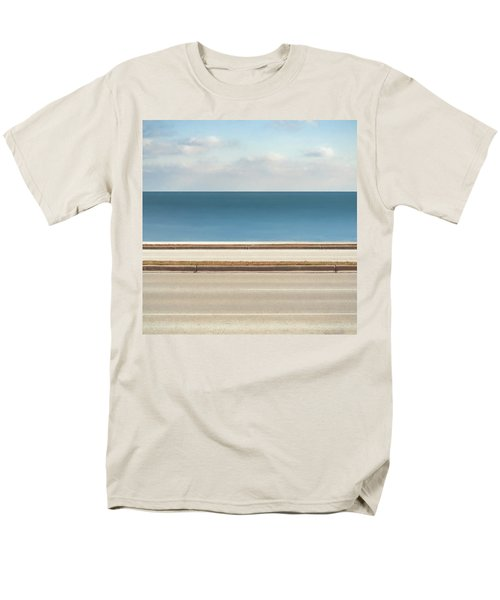Lincoln Memorial Drive Men's T-Shirt  (Regular Fit) by Scott Norris