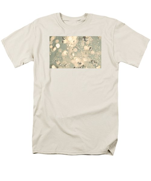 Men's T-Shirt  (Regular Fit) featuring the photograph Living Water by The Art Of Marilyn Ridoutt-Greene