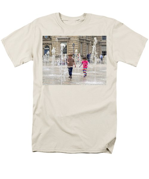 London Fun  Men's T-Shirt  (Regular Fit) by Keith Armstrong