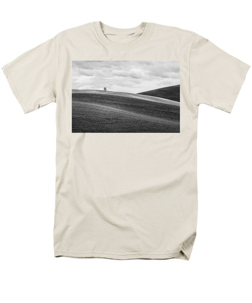 Lonesome Men's T-Shirt  (Regular Fit) by Ryan Manuel