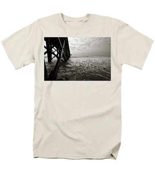 Long To Surf Men's T-Shirt  (Regular Fit) by David Sutton