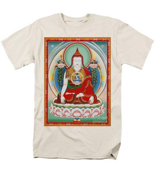 Longchenpa Men's T-Shirt  (Regular Fit) by Sergey Noskov