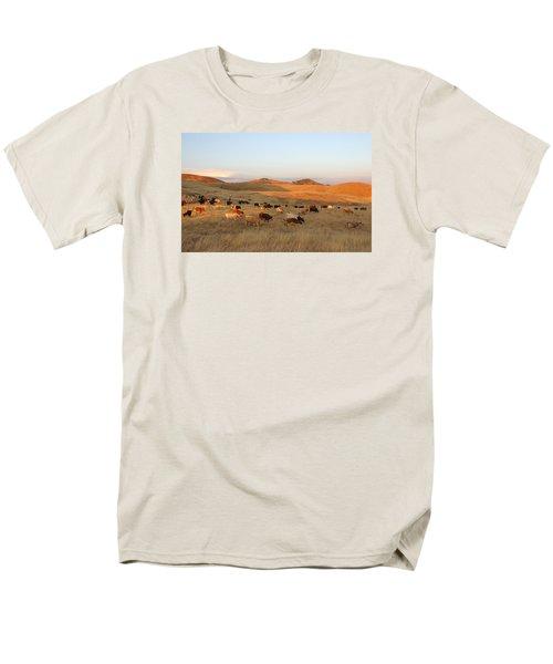 Longhorns Men's T-Shirt  (Regular Fit)