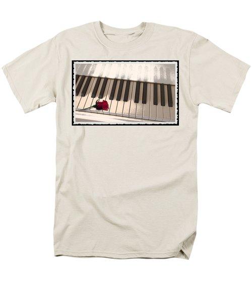 Love Notes Men's T-Shirt  (Regular Fit) by Terri Harper