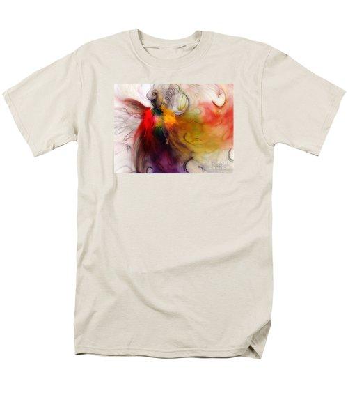 Love Of Liberty Men's T-Shirt  (Regular Fit) by Karin Kuhlmann