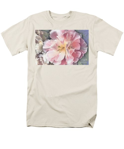 Loveliness Flower Men's T-Shirt  (Regular Fit)