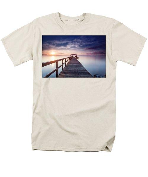 Lumos Maxima Men's T-Shirt  (Regular Fit) by Edward Kreis