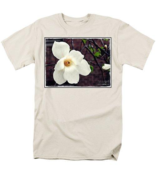 Magnolia Memories 2 Men's T-Shirt  (Regular Fit) by Sarah Loft