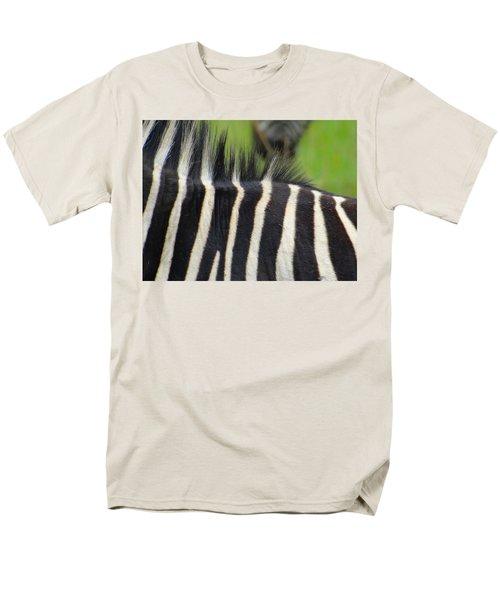 Mainly Mane Men's T-Shirt  (Regular Fit) by Exploramum Exploramum