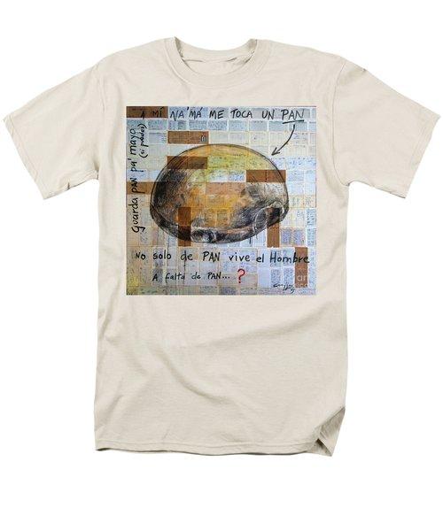 Mana' Cubano Men's T-Shirt  (Regular Fit)