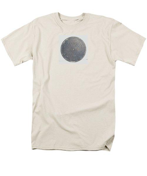 Manhole Cover Men's T-Shirt  (Regular Fit) by Stan  Magnan