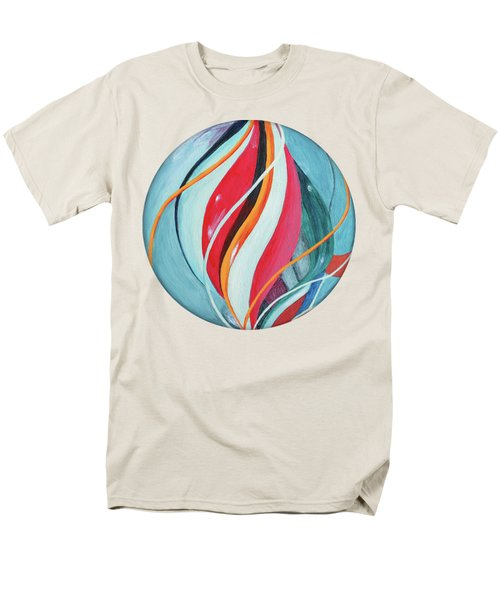 Marble Men's T-Shirt  (Regular Fit) by Jutta Maria Pusl