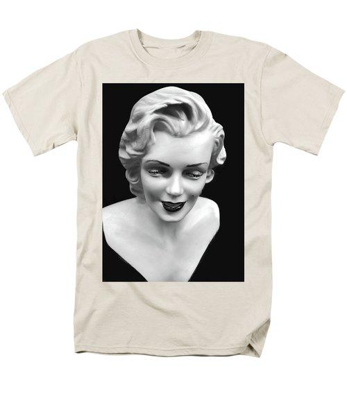 Marilyn Monroe Men's T-Shirt  (Regular Fit) by JoAnn Lense
