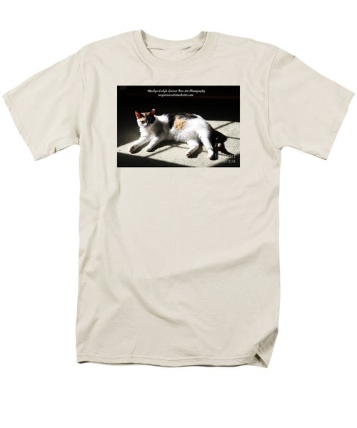 Mcg Tote Bag Men's T-Shirt  (Regular Fit) by Marilyn Carlyle Greiner