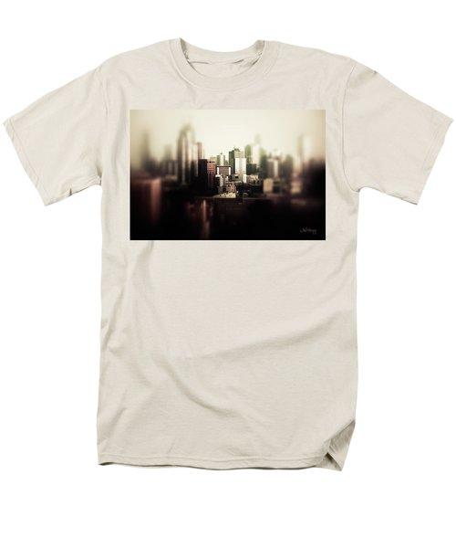 Melbourne Towers Men's T-Shirt  (Regular Fit) by Joseph Westrupp