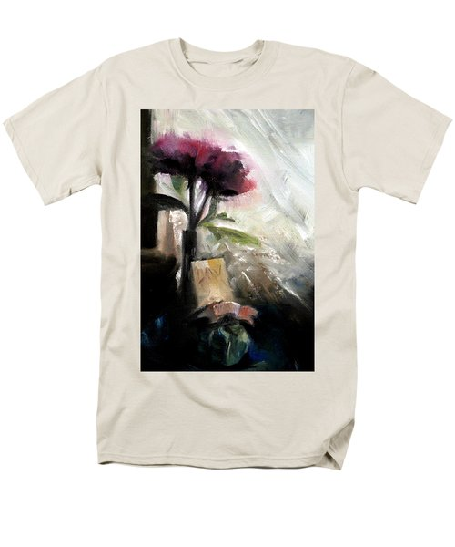 Memories In The Making Timeless Still Life Painting Men's T-Shirt  (Regular Fit) by Michele Carter