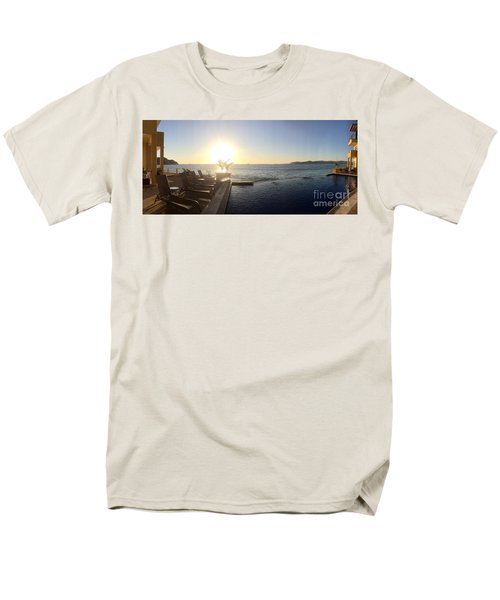 Men's T-Shirt  (Regular Fit) featuring the photograph Mexico Memories 6 by Victor K