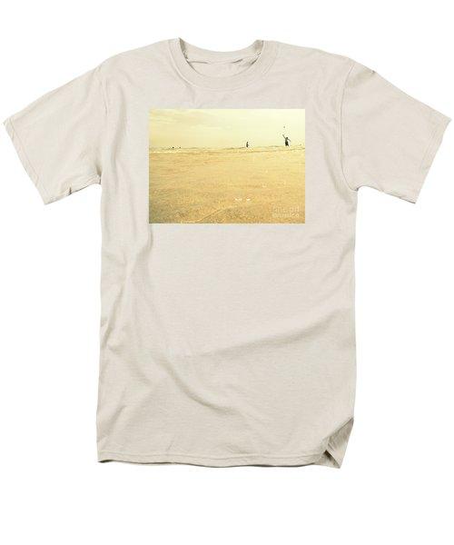 Miami Beach 2 Men's T-Shirt  (Regular Fit) by France Laliberte