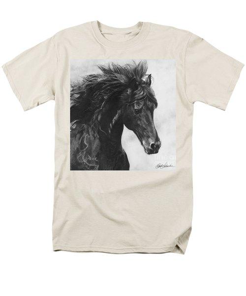Midnight Thunder Men's T-Shirt  (Regular Fit)