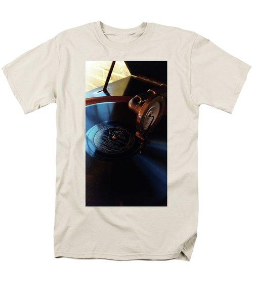 Miss You - Fox Trot Men's T-Shirt  (Regular Fit) by Michelle Calkins