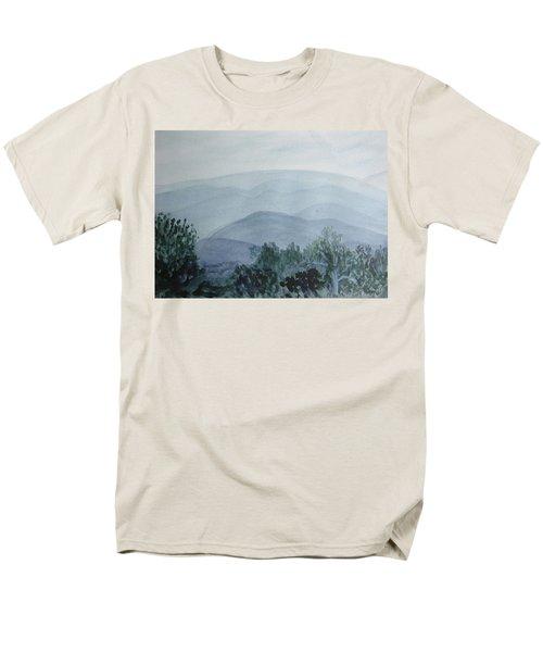 Misty Shenandoah Men's T-Shirt  (Regular Fit)